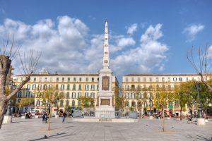 Das Picasso Museum befindet sich unweit der Plaza de la Merced. Bildquelle: shutterstock.com
