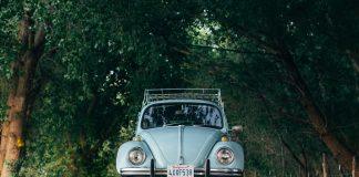 Immernoch typisch Deutsch: Der VW Beatle. Quelle: pixabay.de