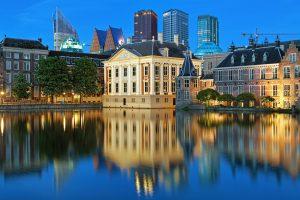 Der Amtssitz der niederländischen Königsfamilie, Den Haag, ist immer eine Reise Wert. Bildquelle: shutterstock.com