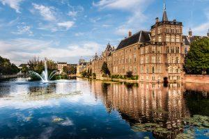 Der malerische Binnenhof dientr gleichzeitig als Regierungssitz. Bildquelle: shutterstock.com