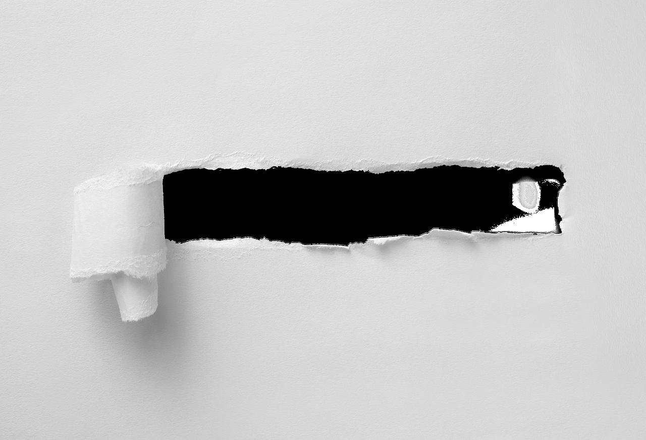 Es war ein langer Weg, bis das Papier schließlich in seiner heutigen Qualität hergestellt werden konnte. Quelle: pixabay.de