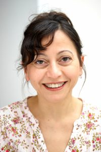 Shiatsu Praktikerin Arzu Karabag. Quelle: Gudrun Gewecke