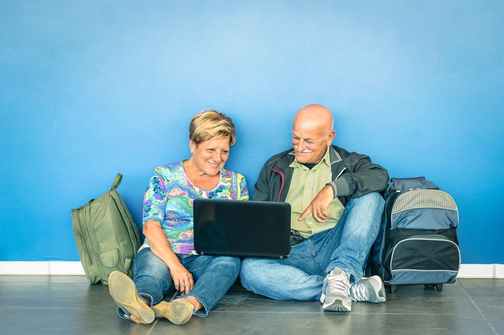 Neben dem klassischen Trolley hat der Rucksack beim Reisen eine ebenfalls sehr hohe Akzeptanz. Bildquelle: © Shutterstock.com