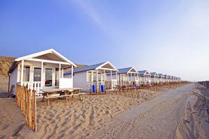 Slapen op Strand ist eine grandiose Idee aus Holland. Bildquelle: shutterstock.com