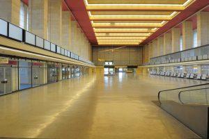 Seit 2008 ist der Flughafen Berlin Tempelhof stillgelegt. Quelle: 59plus