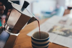 Aus dem Alltag ist der Kaffee heute kaum noch wegzudenken. Quelle: pixabay.de