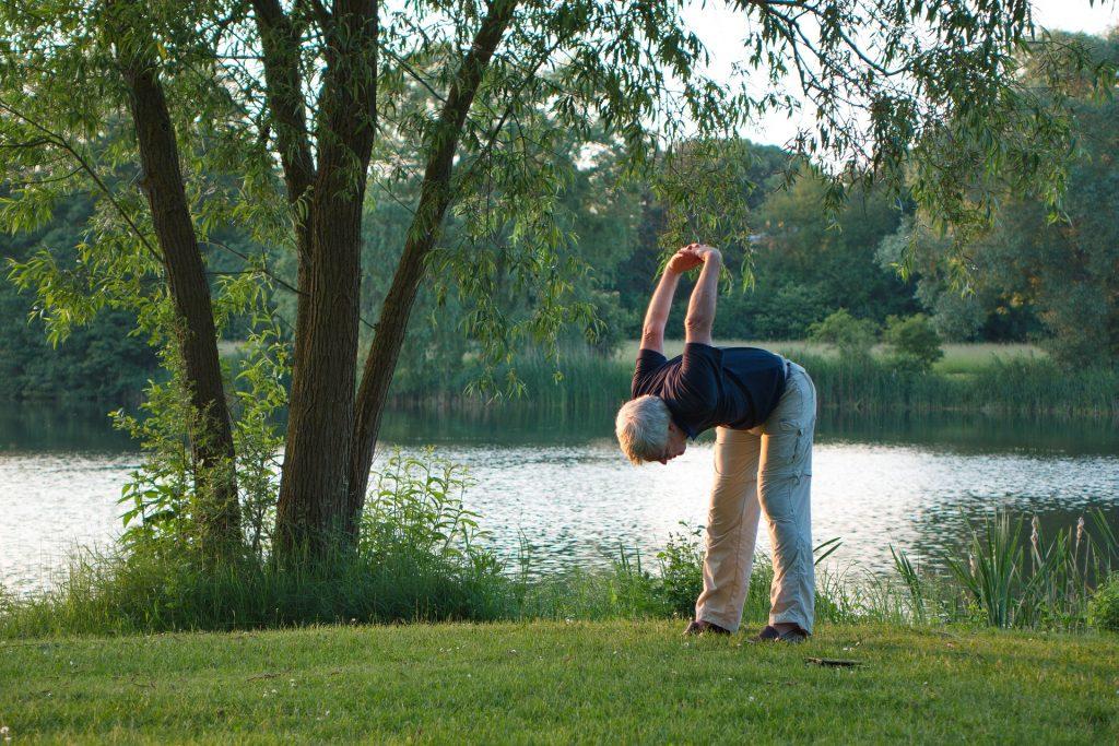 Gezielte Übungen beugen einer Inkontinenz durchaus vor. Bildquelle: © Pixabay.com