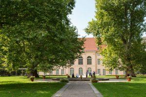 Schlosspark Schönhausen. Quelle: © Runze & Casper Werbeagentur