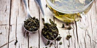 Grüner Tee - ein Jungbrunnen? Bislquelle: Shutterstock.com