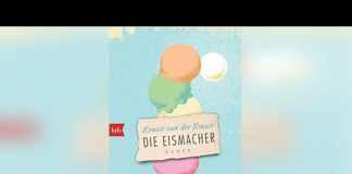 Die Eismacher ist das neue Buch von Ernest van der Kwast. Quelle: 59plus/Mattin Ott