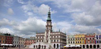 Zamośc - Weltkulturerbe der UNESCO. Quelle: Pixabay.de