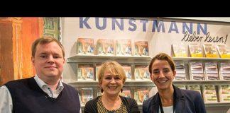 Wir haben Verlegerin Antje Kunstmann auf der Frankfurter Buchmesse getroffen. Quelle: 59plus/Mattin Ott