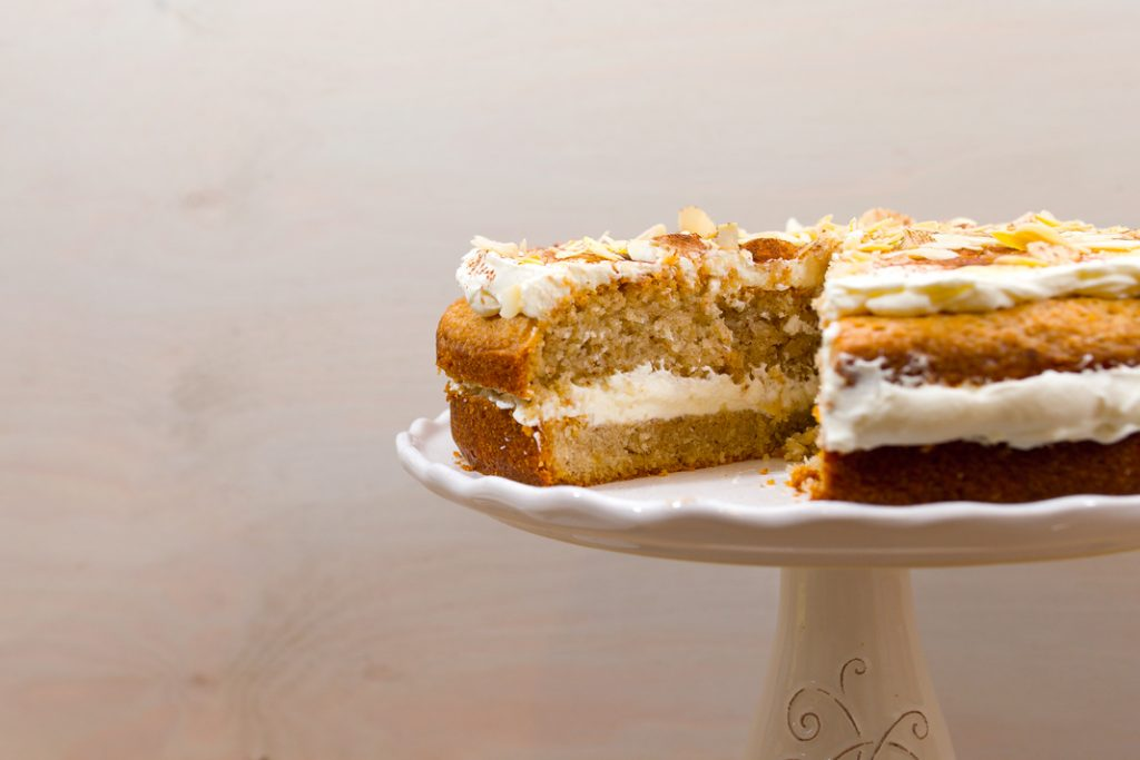 Versuchen Sie im Advent statt der klassischen Weihnachtskekse mal diese tolle Torte. Quelle: Katrin Wrobel