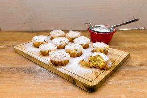 Stollenmuffins – eine alternative für alle Stollenfans. Quelle: Katrin Wrobel