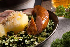 Ein klassisches Winteressen das vor allem auf aufgewärmt nochmal besser schmeckt! Bildquelle: shutterstock.com