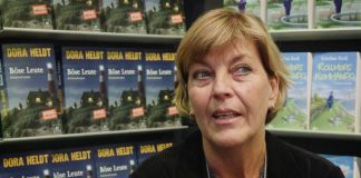 Bestsellerautorin Dora Heldt im 59plus-Interview. Quelle: 59plus