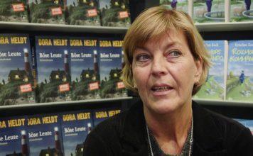 Bestsellerautorin Dora Heldt im 59plus-Interview. Quelle: 59plus