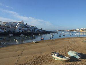 Ferragudo an der Algarve. - Pixabay.de
