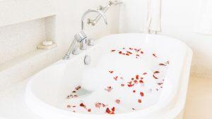 Ein Schaumbad ist herrlich enspannend. Quelle: ©Shutterstock.com