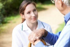 Wie schön es doch ist, zuhause alt zu werden. Quelle: Shutterstock.com