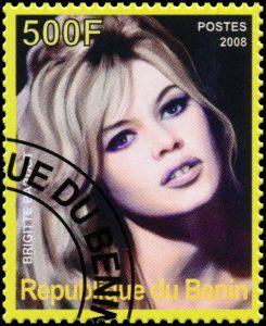 Natürliche Weiblichkeit war ihr Markenzeichen - Brigitte Bardot. Quelle: Shutterstock.com