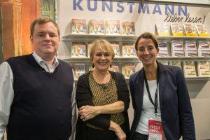 Mike Altwicker mit Antje Kunstmann und Simone Brüggemann Quelle: 59 Plus