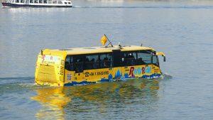 Der Amphibienbus von River Ride. - Pixabay.com