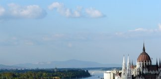 Blick auf Budapest - Pixabay.com