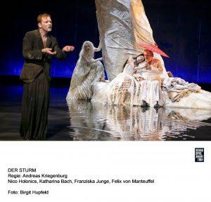 Auch lange Zeit nach Shakespear überzeugt das Stück noch das Publikum. Quelle: Birgit Hupfeld / Schauspiel Frankfurt