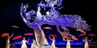Der Sturm. Quelle: Birgit Hupfeld / Schauspiel Frankfurt