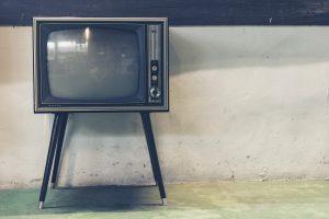 Früher war das Fernsehen auf drei Programme beschränkt. Quelle: Pixabay.de