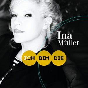 Ina Müller_ICH BIN DIE_CD Cover, Quelle: Universal Music