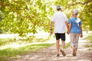 Im Frühjahr und Sommer fallen uns viele Dinge leichter. Quelle: Shutterstock.com