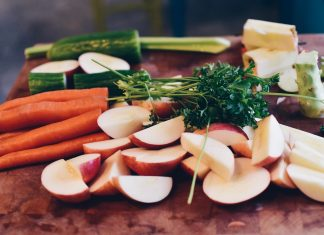 Gesunde Ernährung in jeder Jahreszeit ist kein Hexenwerk. Quelle: Pixabay.de