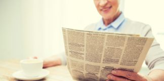 Das Lesen der Kontaktanzeigen war schon immer ein spannender Teil der Tageszeitung. Quelle: Shutterstock.com