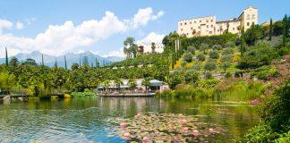 Die Gärten von Schloss Trauttmandorff - Marketinggesellschaft Meran