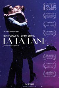 LA LA LAND Filmplakat Quelle: © 2017 STUDIOCANAL GmbH