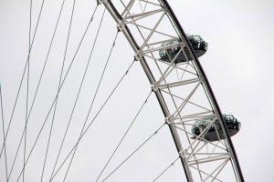 Vom London Eye kann man über die ganze Stadt sehen - Pixabay.de