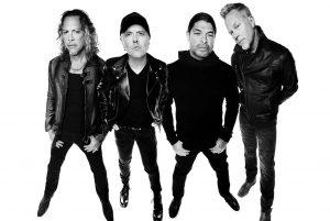 Metallica stehen für Hardrock at its best, Quelle: Universal Music