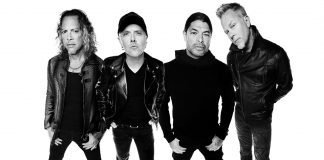 Metallica stehen für Hardrock at its best, Quelle: Universal Music