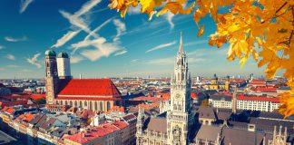 Blick auf München - Shutterstock.com