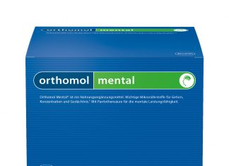 Nahrungsergänzungsmittel wie Orthomol Mental können die Gesundheit unterstützen. Quelle: Orthomol Mental