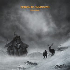 Mike Oldfield - RETURN TO OMMADAWN CD Cover. Quelle: Universal Music
