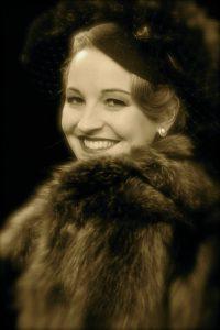 Lieselotte Merzenich - Quelle: Mondieu Operettenassekuranz