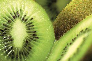 Mehr Vitamin C als in einer Apfelsine - die Kiwi! Quelle: Pixabay.de