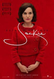 JACKIE - Der Film. Seit dem 26. Januar 2017 im Kino. Quelle: TOBIS Film GmbH