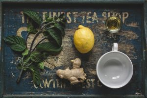 Ingwer im Tee. Quelle: Pixabay.com