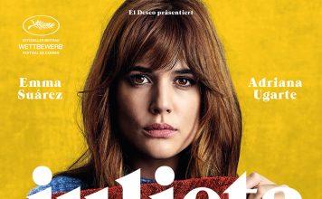Julieta_Filmplakat, Quelle: © TOBIS Film GmbH