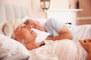 Kennen Sie das auch? Stundenlang liegen sie wach und finden einfach nicht in den Schlaf. Bildquelle: © Shutterstock.com