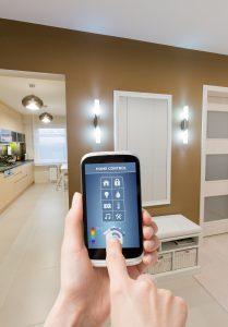 Smart Home Lösungen erleichtern den Alltag zuhause ungemein. Quelle: Shutterstock.com